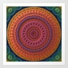 Harmony No. 112 Art Print