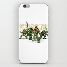 Philippine Revolutionary Ninja Turtles iPhone & iPod Skin