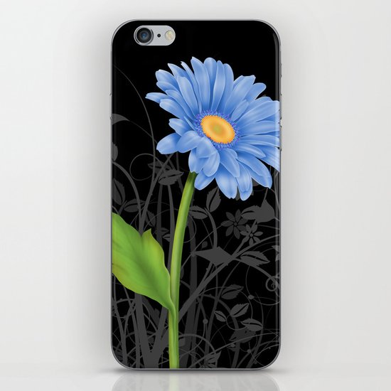 Gerbera Daisy #1 iPhone & iPod Skin