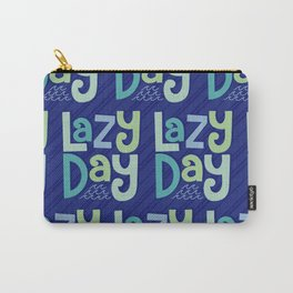 Lazy Day Carry-All Pouch