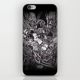 Alien Abduction - The Mouse iPhone Skin
