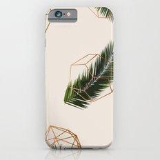 Palm + Geometry #society6 Decor #buyart iPhone 6 Slim Case