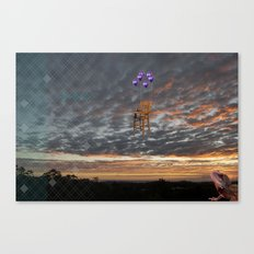 lawin + danz Canvas Print