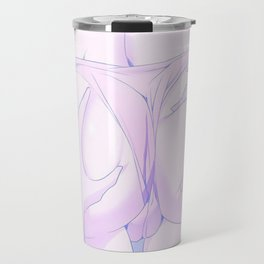 Sexy anime aesthetic - what a bummer Travel Mug