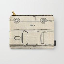 Pontiac GTO vintage Carry-All Pouch