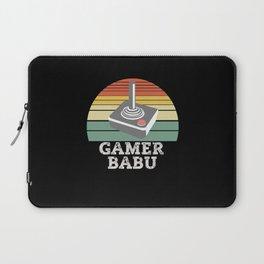 Gamer BABU Retro Game Laptop Sleeve