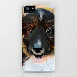 Can I Be Your Good Boy iPhone Case