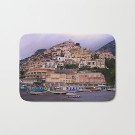 Sunrise on the Amalfi Coast Bath Mat