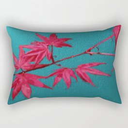 Japanese Maple Rectangular Pillow