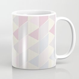 Shapes in Soft Colors Coffee Mug