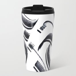 "Letter "" F "" Travel Mug"