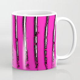 Pink Seaweed Coffee Mug