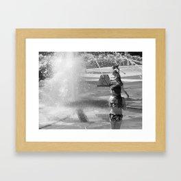 Summertime #1 Framed Art Print