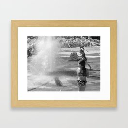 Summertime #1 Framed Art Print
