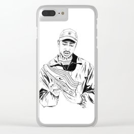 SKEPTA AIR MAX 97 Clear iPhone Case
