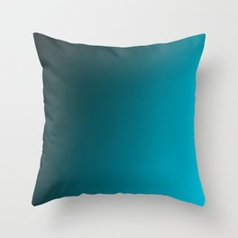 COLD / Plain Soft Mood Color Blends / iPhone Case Throw Pillow