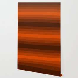 Sienna Spiced Orange - Color Therapy Wallpaper