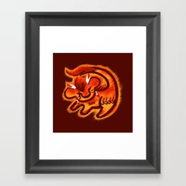 Nanaking Framed Art Print