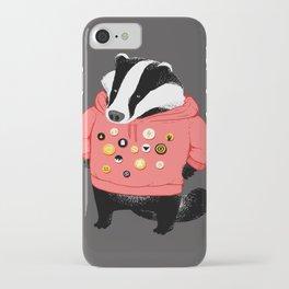 Badgest iPhone Case