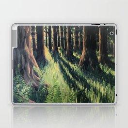 Fern Forest Laptop & iPad Skin