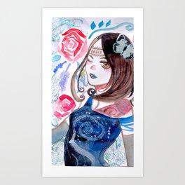 BLOOM || Art Print