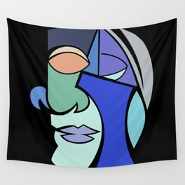 The Face 2 Wall Tapestry