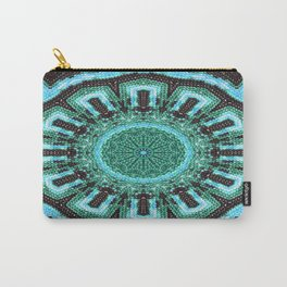 Memories in pale blue Carry-All Pouch