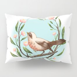 Spring Is Forever In My Heart Pillow Sham