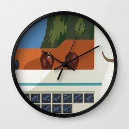 El Rey Wall Clock