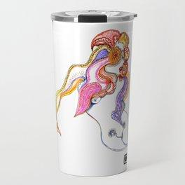 Anthousai - Flowering Nimph Travel Mug