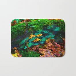 tillamook forest oregon Bath Mat
