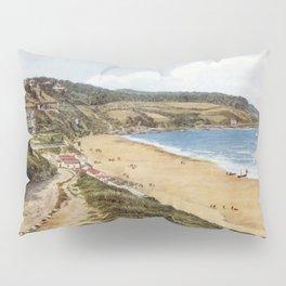 Aquarelle St Ives Cornwall Carbis Bay  Pillow Sham