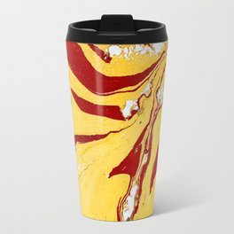 Currents Marble Painting Travel Mug