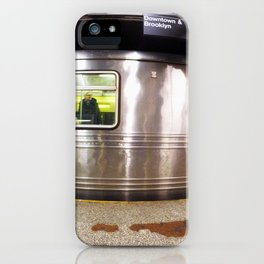 Brooklyn & Downtown iPhone Case
