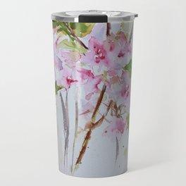 Blossoming Travel Mug