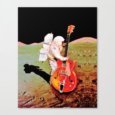 One Massive Strum Canvas Print