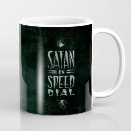 Speed Dial Coffee Mug