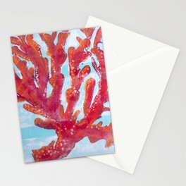 RedCoral Stationery Cards