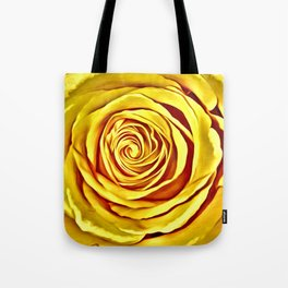 The Yellow Rose of Texas Tote Bag