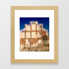 Our House Framed Art Print