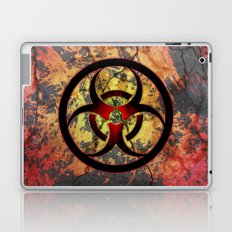 Biohazard Laptop & iPad Skin