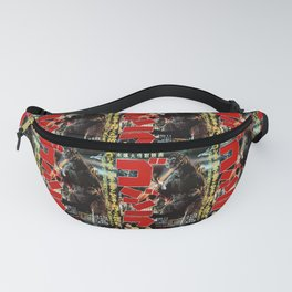 Antique Godzilla's Poster Fanny Pack
