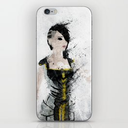 Angel iPhone Skin