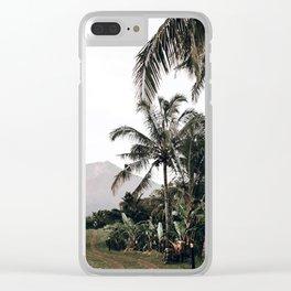 bali Clear iPhone Case