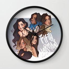 miss movin' on Wall Clock