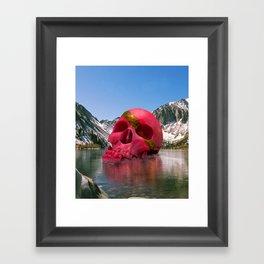 Convict Lake Framed Art Print