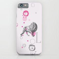 Lion Circus iPhone 6s Slim Case