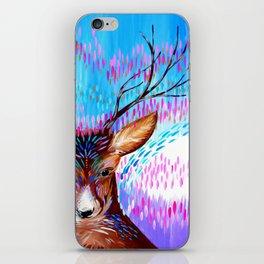 Fantasy Deer iPhone Skin