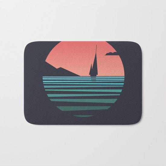 The Ocean /alternate/ Bath Mat
