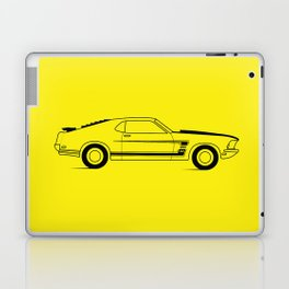 Mustang Boss Laptop & iPad Skin